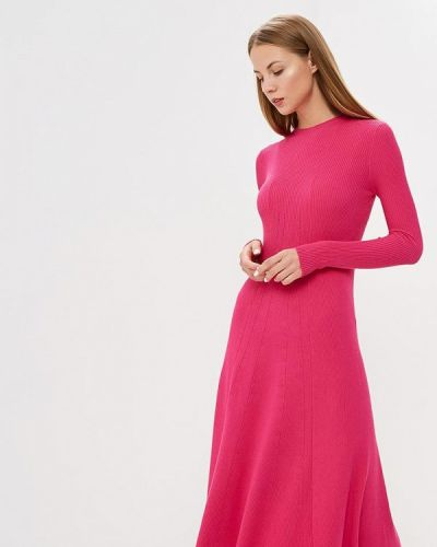 Вязаное платье осеннее трикотажное Sweewe
