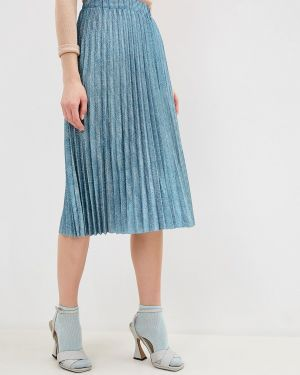 Плиссированная юбка осенняя Zarina