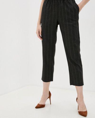 Повседневные серые брюки Sisley