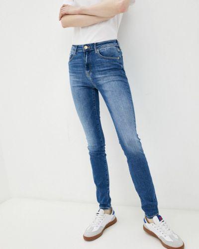 Синие джинсы-скинни узкого кроя Tommy Hilfiger