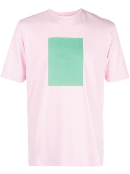 Рубашка с коротким рукавом - розовая Anton Belinskiy