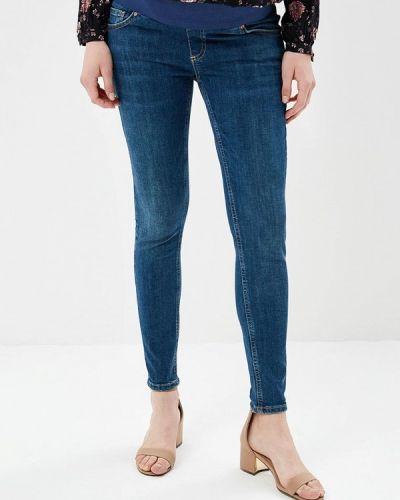Синие джинсы для беременных Topshop Maternity