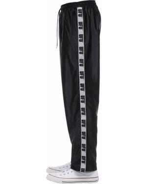 Ciepłe czarne spodnie Ufu - Used Future