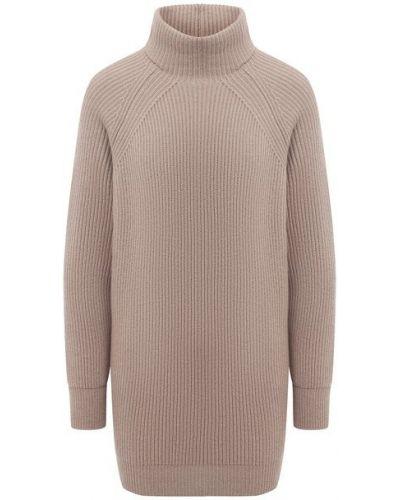 Кашемировый свитер - бежевый Moorer