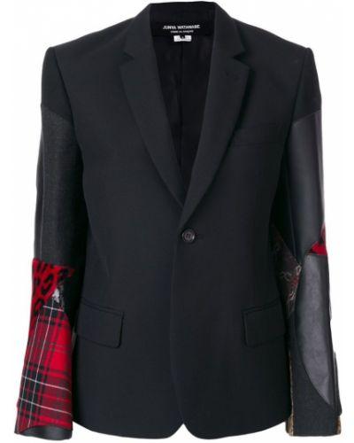 Пиджак черный шерстяной Junya Watanabe Comme Des GarÇons