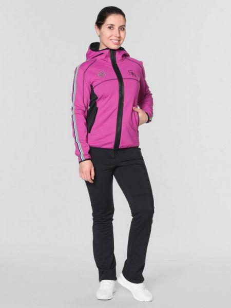 Розовый спортивный костюм Snow Headquarter