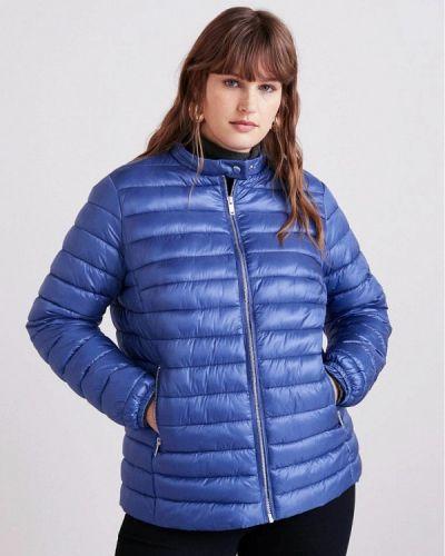 Утепленная куртка демисезонная весенняя Violeta By Mango