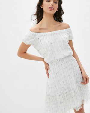 Белое платье Blugirl Folies