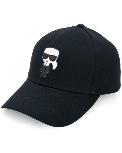 Хлопковая кепка Karl Lagerfeld
