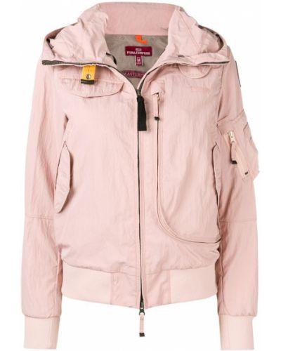 Розовая куртка свободного кроя Parajumpers