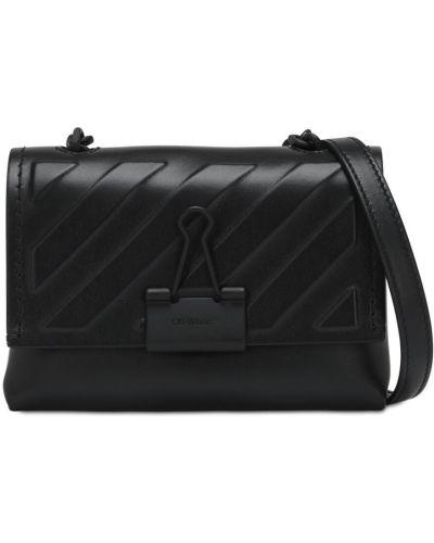 Кожаная сумка с подкладкой Off-white