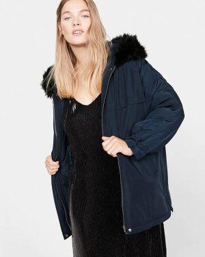 Зимняя куртка утепленная осенняя Violeta By Mango
