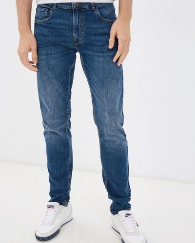 Синие зимние джинсы Ovs