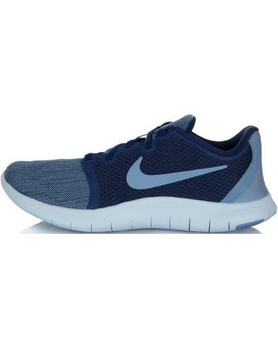 Кроссовки для бега на шнуровке тренировочные Nike