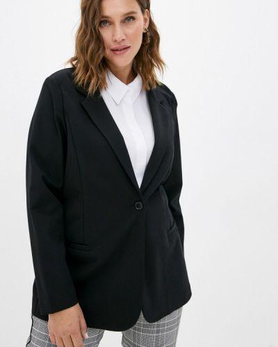 Пиджак - черный Zizzi