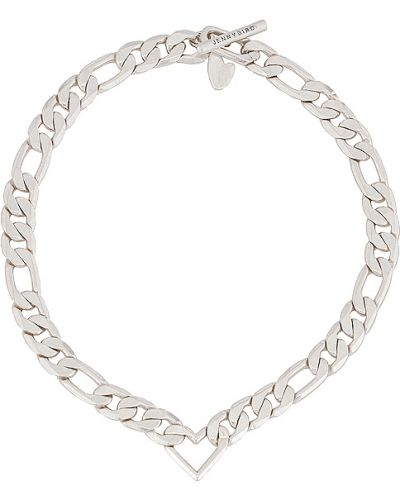 Łańcuch ze srebra srebrny Jenny Bird
