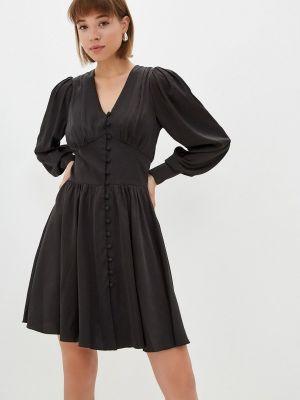 Вечернее платье - черное Moru