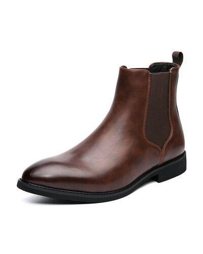 Черные повседневные ботинки Newchic