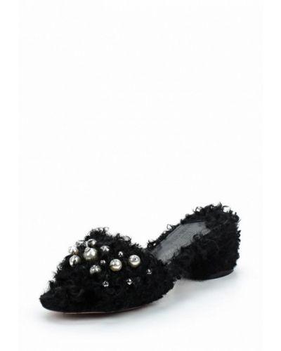 Черные сабо Grand Style