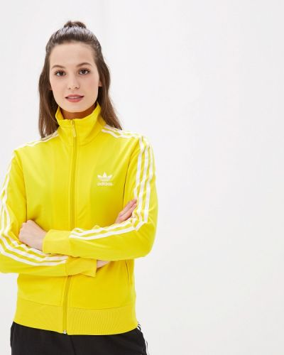 Толстовка желтый Adidas Originals
