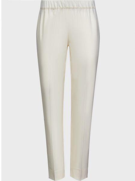 Шерстяные брюки - белые D.exterior