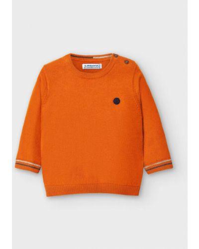 Sweter - pomarańczowy Mayoral
