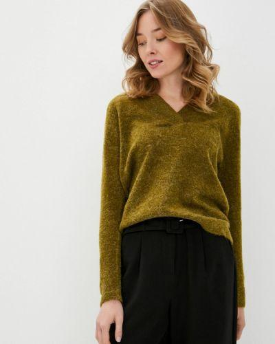 Зеленый пуловер Ichi