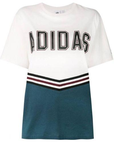 Футболка с логотипом спортивная Adidas