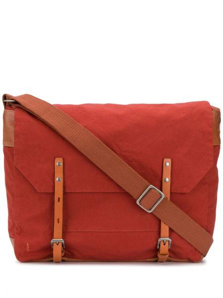 Оранжевая сумка на плечо Ally Capellino