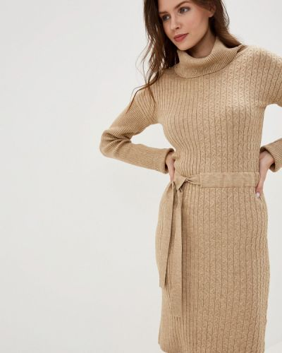 Платье вязаное осеннее Conso Wear