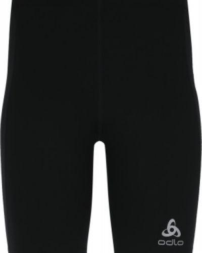 Облегающие черные брюки Odlo