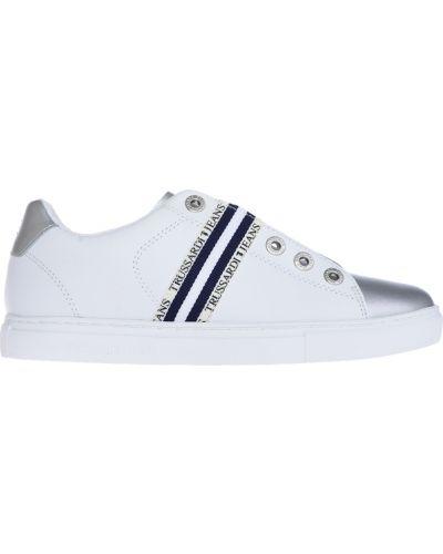 Кеды белый Trussardi Jeans
