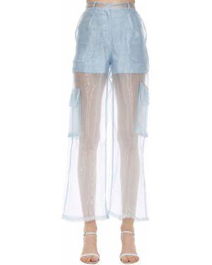 Niebieskie spodnie Aeryne