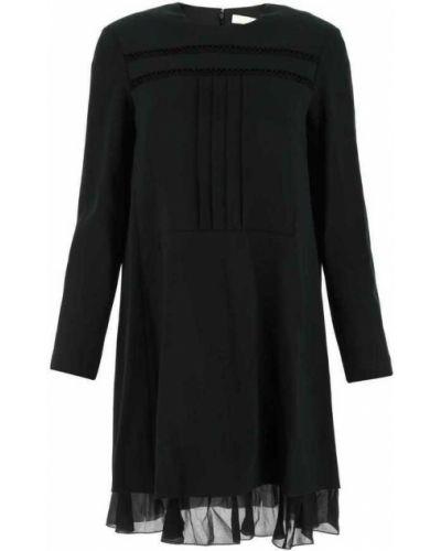 Czarna sukienka Chloe