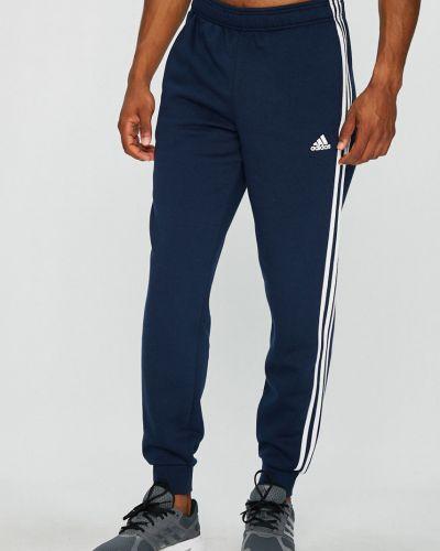 Спортивные брюки на резинке прямые Adidas Performance
