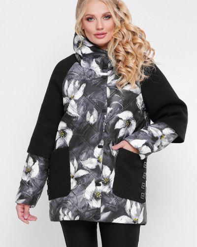 Утепленная куртка - серая Vlavi