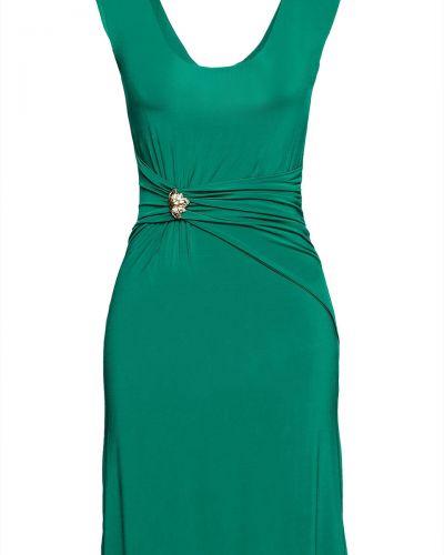 Трикотажное платье - зеленое Roberto Cavalli