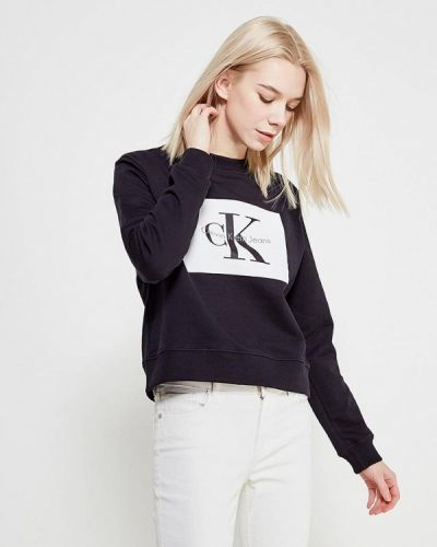 Черные джинсы Calvin Klein Jeans