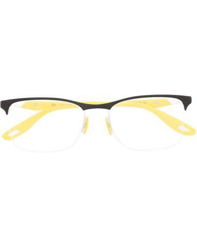 Оправа для очков металлические - желтые Ray-ban