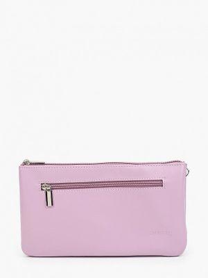 Фиолетовая сумка летняя Duffy