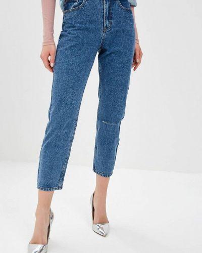 Прямые джинсы синие Lost Ink.