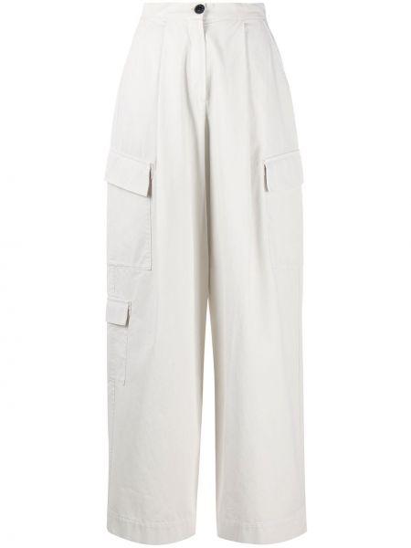 Свободные брюки с карманами Raeburn