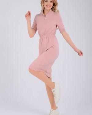 Повседневное платье платье-сарафан на молнии Zip-art