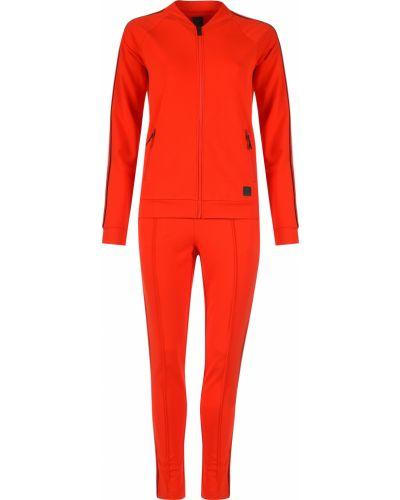 Спортивный костюм красный Bogner