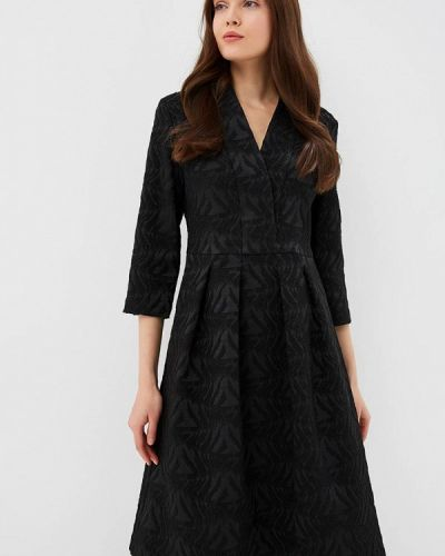 Платье - черное Emi