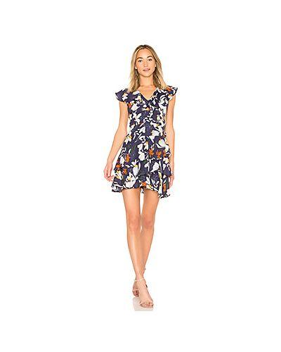 Платье платье-майка на молнии Parker