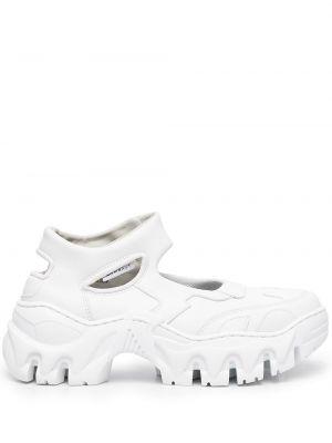 Białe sneakersy Rombaut