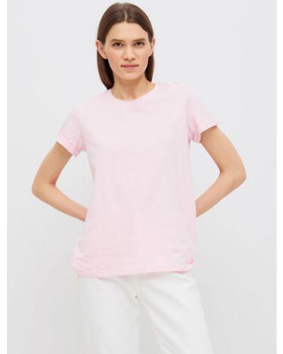 Базовая футболка - розовая Basic Story