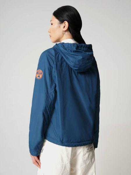 Синяя куртка Napapijri