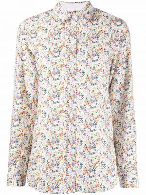 Белая рубашка классическая Paul Smith